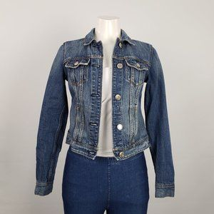 American Eagle Outfitter Denim Jacket Size XS